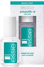 Düfte, Parfümerie und Kosmetik Nagelunterlack - Essie Smooth-e Base Coat