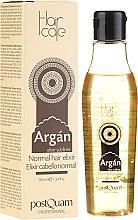 Düfte, Parfümerie und Kosmetik Haarelixier mit Arganöl für normales Haar - PostQuam Argan Sublime Hair Care Normal Hair Elixir