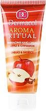 Düfte, Parfümerie und Kosmetik Handcreme mit Apfel- und Zimtduft - Dermacol Aroma Ritual Apple & Cinnamon Hand Cream