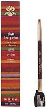 Düfte, Parfümerie und Kosmetik Kajalstift - Sisley Phyto-Khol Perfect Eyeliner With Blender And Sharpener
