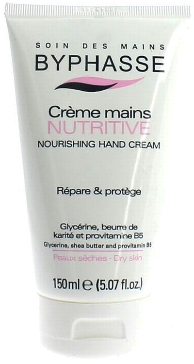 Pflegende Handcreme - Byphasse Nourishing Hand Cream — Bild N1