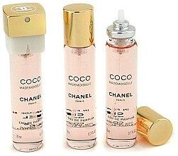 Chanel Coco Mademoiselle - Eau de Parfum (3 x Nachfüllung) — Bild N2