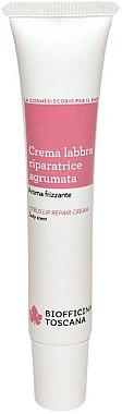Reparierende Lippencreme - Biofficina Toscana Citrus Lip Repair Cream — Bild N1