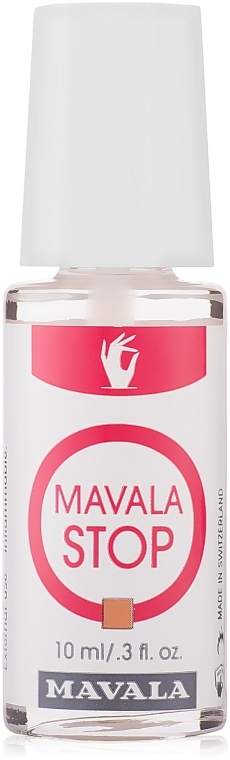 Nagellack gegen Nägelkauen - Mavala Stop — Bild N1