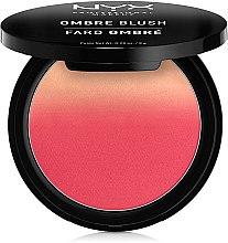 Düfte, Parfümerie und Kosmetik Seidiges Rouge Duo - NYX Professional Makeup Ombre Blush