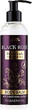 Düfte, Parfümerie und Kosmetik Revitalisierender Körperbalsam - Joanna Botanicals Regenerating Body Balm With Black Rose Extract