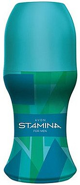 Avon Stamina For Men - Deo Roll-on — Bild N1
