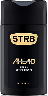 Str8 Ahead - Duschgel — Bild N1