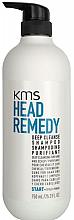 Düfte, Parfümerie und Kosmetik Reinigungsshampoo für Haar und Kopfhaut - KMS California Head Remedy Deep Cleanse Shampoo