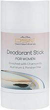 Düfte, Parfümerie und Kosmetik Deostick Für Frauen - Mon Platin DSM Deodorant Stick