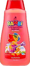 Düfte, Parfümerie und Kosmetik Schaumbad für Kinder mit Erdbeerduft - Bambi Savona Bambi