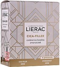 Düfte, Parfümerie und Kosmetik Gesichtspflegeset - Lierac (Gesichtscreme 40ml + Anti-Falten Creme 50ml)