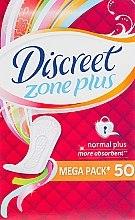Düfte, Parfümerie und Kosmetik Slipeinlagen Normal Plus 50 St. - Discreet