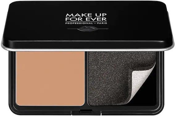 Mattierende Puder-Foundation - Make Up For Ever Matte Velvet Skin — Bild N1