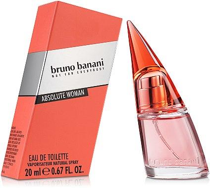 Bruno Banani Absolute Woman - Eau de Toilette — Bild N1