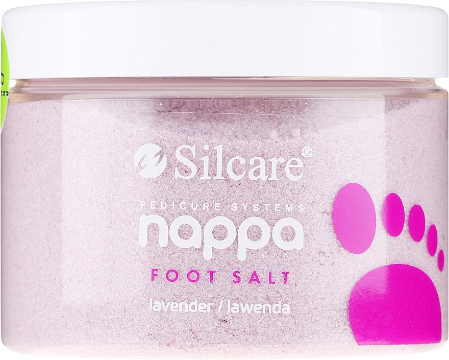 Fußbadesalz - Silcare Nappa Foot Salt — Bild N3