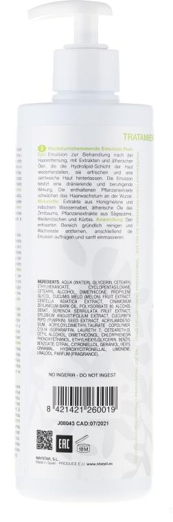 Wachstumshemmende Emulsion nach der Haarentfernung - Starpil Post Epil — Bild N2