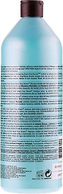 Volumen-Shampoo für feines Haar - Redken Volume Beach Envy Texturizing Shampoo — Bild N3
