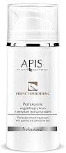Düfte, Parfümerie und Kosmetik Glättende Gesichtscreme mit Peptiden und Polysacchariden - Apis Perfectly Smoothing Cream With Peptides And Polysaccharides