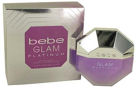 Bebe Glam Platinum - Eau de Parfum — Bild N1