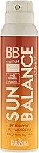 Düfte, Parfümerie und Kosmetik BB Mousse-Fluid für den Körper für hellen Teint - Farmona Sun Balance Mousse Fluid Body Care