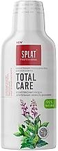 Düfte, Parfümerie und Kosmetik Schützendes Mundwasser für langanhaltende Frische des Atems - SPLAT Total Care