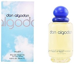 Düfte, Parfümerie und Kosmetik Don Algodon Mujer - Eau de Toilette