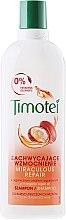 Düfte, Parfümerie und Kosmetik Shampoo für stark geschädigtes Haar mit Bio Arganöl - Timotei Shampoo Miraculous Repair