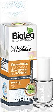 Nagelpflege gegen brüchige Nägel mit Calcium - Bioteq Nail Builder With Calcium — Bild N1