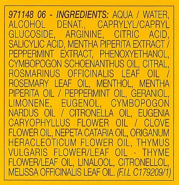 Erfrischendes Nebelspray mit ätherischen Ölen - Decleor Aurabsolu Refreshing Mist — Bild N4