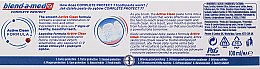 Zahnpasta Complete Protect 7 Original - Blend-a-med Complete Protect 7 Original — Bild N3