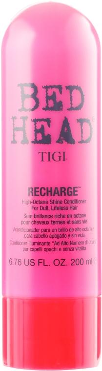 Pflegende Haarspülung - Tigi Bed Head Recharge High-Octane Shine Conditioner — Bild N1
