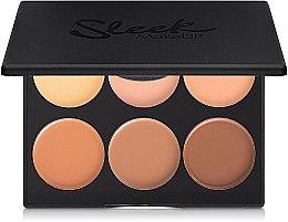 Highlighter Gesichtspalette - Sleek MakeUP Cream Contour Kit — Bild N2