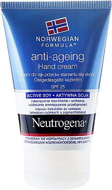Anti-Aging Handcreme SPF 25 - Neutrogena Anti-Ageing Hand Cream — Bild N1