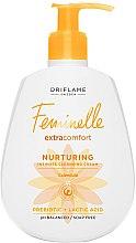 Düfte, Parfümerie und Kosmetik Pflegende Creme für die Intimhygiene mit Ringelblume - Oriflame Feminelle Nurturing Intimate Cream