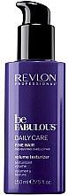 Düfte, Parfümerie und Kosmetik Haarlotion für mehr Volumen - Revlon Professional Be Fabulous Daily Care Fine Hair Volume Texturizer