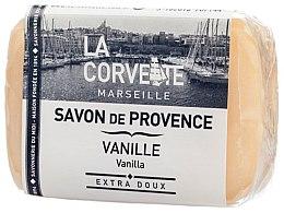 Düfte, Parfümerie und Kosmetik Seife Vanille - La Corvette Provence Vanilla