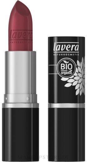 Lippenstift - Lavera Beautiful Colour Intense Lipstick — Bild 04 - Deep Red