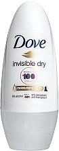 Düfte, Parfümerie und Kosmetik Deo Roll-on Antitranspirant - Dove Invisible dry 48H