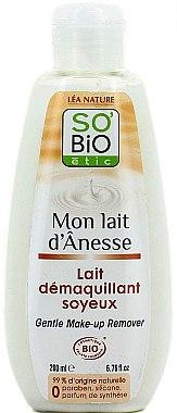 Make-up Entferner Milch - So'Bio Etic Gentle Make-up Remover — Bild N1