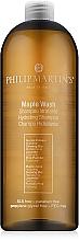 Düfte, Parfümerie und Kosmetik Feuchtigkeitsspendendes Shampoo für trockenes Haar - Philip Martin's Maple Wash Hudrating Shampoo