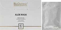 Düfte, Parfümerie und Kosmetik Regenerierende Gesichtsmaske mit Aloe Vera - BioDermic Aloe Mask