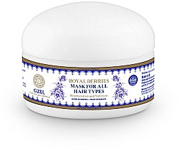 Düfte, Parfümerie und Kosmetik Pflegende und regenerierende Haarmaske Royal Berries - Natura Siberica Gzel