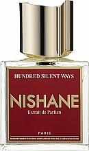 Düfte, Parfümerie und Kosmetik Nishane Hundred Silent Ways - Parfüm