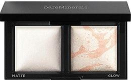 Düfte, Parfümerie und Kosmetik Transparenter Mineralpuder & Highlighter - Bare Escentuals BareMinerals Invisible Light Translucent Powder Duo