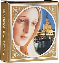 Düfte, Parfümerie und Kosmetik Naturseife Jasmine - Essencias De Portugal Lady of Fatima Jasmine Soap Religious Collection
