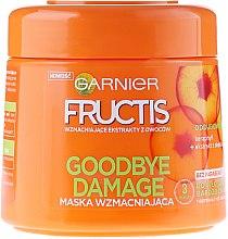 Düfte, Parfümerie und Kosmetik Kräftigende Maske für stark geschädigtes Haar - Garnier Fructis Goodbye Damage