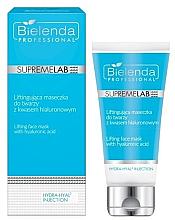 Düfte, Parfümerie und Kosmetik Lifting-Gesichtsmaske mit Hyaluronsäure - Bielenda Professional SupremeLab Hydra-Hyal2