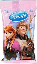 Düfte, Parfümerie und Kosmetik Feuchttücher Frozen Anna & Christoph - Smile Ukraine Disney