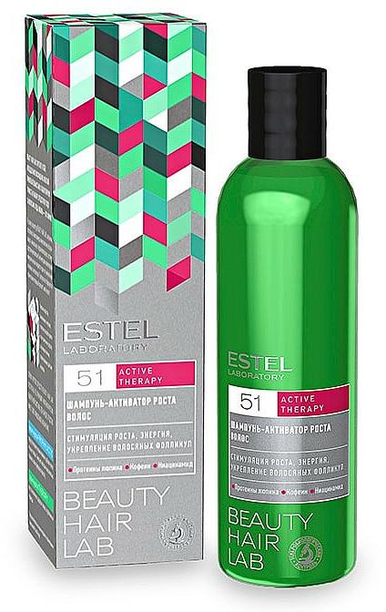 Shampoo zum Haarwachstum mit Koffein - Estel Beauty Hair Lab 51 Active Therapy Shampoo